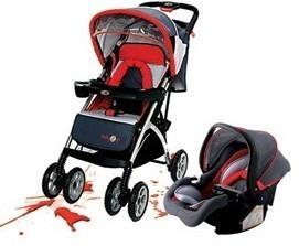 Baby 2 Go LIMO Travel Sistem Puset 8830