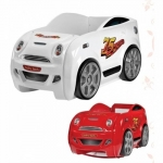 Baby Tech Mini Car Red-White 131-132